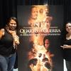 Janaína Palmeirense e Fernanda Veiga, da Bola Radio