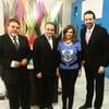 Bispa Sônia Hernandes recebe Lucena em debate sobre