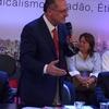 Geraldo Alckmin no 3º Congresso UGT
