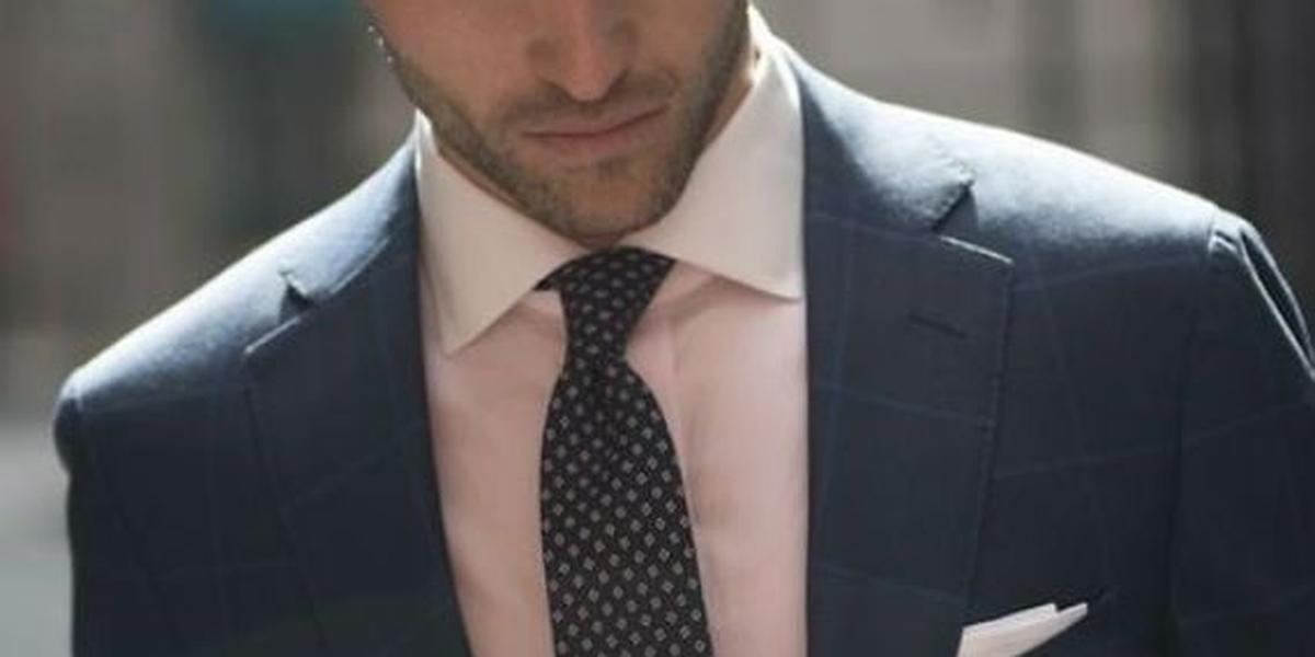 conhe231a o tipo de terno ideal para homens altos e baixos