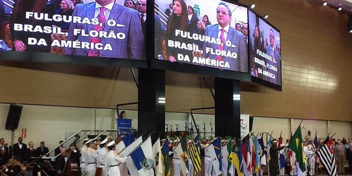 ad br225s recebe mulheres de todo o brasil no ciben 2014