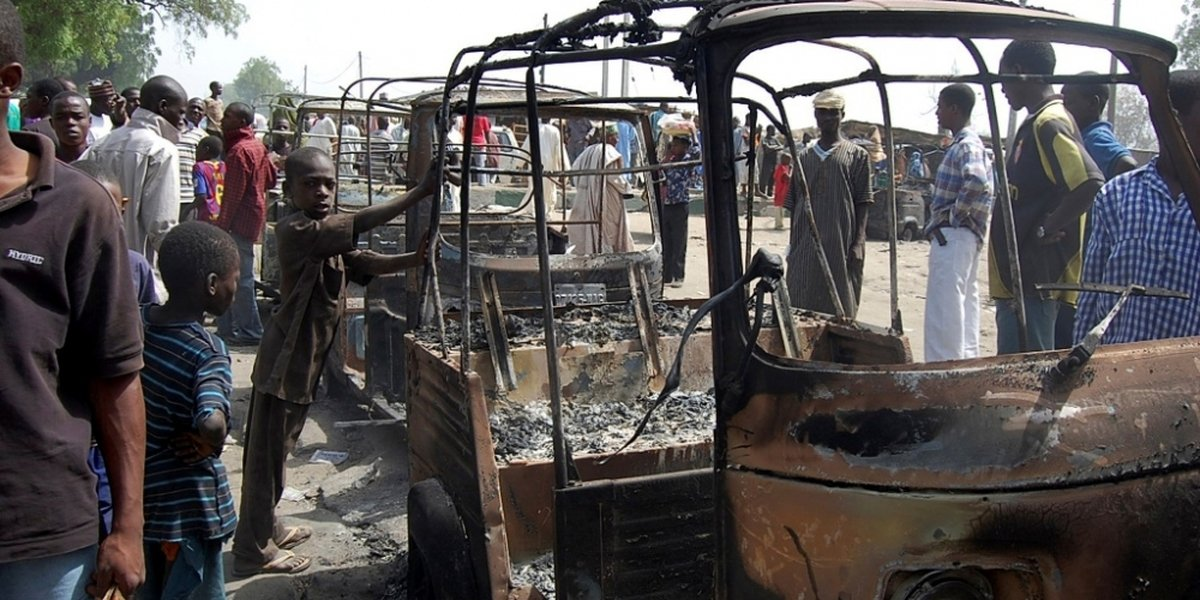 89dbe8fb40 As eleições na Nigéria podem resultar em um massacre de cristãos ...