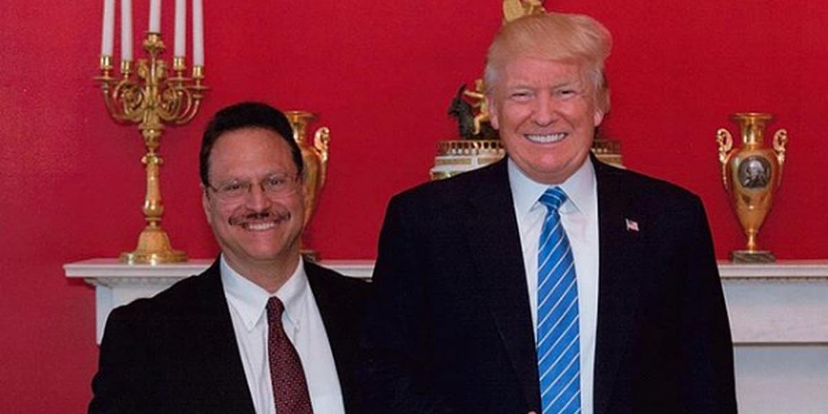Pastor conselheiro de Trump diz que Deus quer alinhar o Brasil com os EUA e Israel