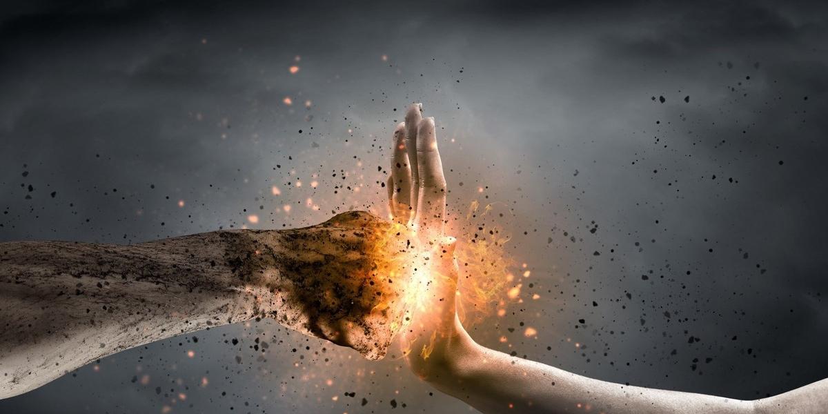 Persevere Em Oração Que Deus Irá Cumprir: O Mundo Espiritual