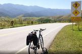 Adriana conta que andar de bicicleta diariamente pelas ruas de São Paulo a motivou a fazer sua primeira cicloviagem longa. (Foto: Divulgação/Adriana Marmo)