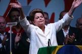 Dilma venceu por margem estreita Aécio Neves, após campanha com troca de acusações