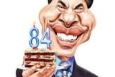 """84 Vezes Silvio Santos"""