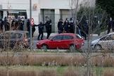 Ainda sob tensão dos ataques recentemente ocorridos, franceses temeram que o crime tivesse alguma relação com o terrorismo.