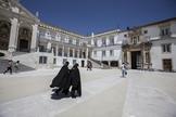 A Universidade de Coimbra cobra 7 mil euros por ano para brasileiros. (Foto: Nelson Garrido)