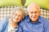 Donald e Vivian Hart estão com 99 anos de idade e completando 80 anos de casamento. (Foto: ABC News)
