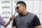 Elon (esquerda) e Jônatas (direita) em entrevista para o Portal Guiame. (Foto: Guiame/Marcos Paulo Corrêa).
