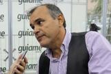 Jacymario em entrevista para o Portal Guiame. (Foto: Guiame/Marcos Paulo Corrêa).