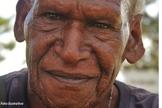 Foto ilustrativa mostra senhor idoso da Indonésia. (Imagem: Portas Abertas)