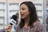 Priscila Carvalho recebeu o chamado de Deus para atuar como missionária. (Foto: Guiame/Marcos Paulo Corrêa).