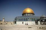 Cúpula da Rocha na cidade velha de Jerusalém, em Israel. (Foto: AFP)