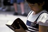 Igrejas serão proibidas de ensinar a Bíblia para crianças na China. (Foto: AP Photo)