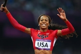 Sanya Richards-Ross é pentacampeã e medalhista olímpica de ouro nos 400 metros do atletismo. (Foto: Sports Illustrated)