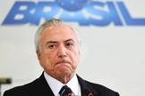 O governo de Temer está administrando uma herança podre. O sistema não está corrompido, ele é o próprio corruptor. (Foto: Veja)
