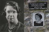 A escocesa Jane Haining foi missionária na Hungria e ajudou salvar crianças judias, durante a Segunda Guerra Mundial. (Imagem: Guiame)