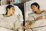 Selena Gomez fez um transplante de rim em razão do tratamento do lúpus. (Foto: Instagram)