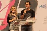 Gustavo Bessa é pastor e esposo da cantora Ana Paula Valadão. (Foto: Lagoinha).
