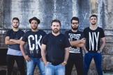 A banda Eclesiastes 3 nasceu no início deste ano. (Foto: Divulgação).