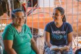 Bruna passou a se dedicar integralmente na obra de Deus. (Foto: ASN).