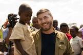 Joel Engel é fundador do Projeto Daniel, que ajuda crianças em situação de risco em Uganda, África. (Foto: Marcos Paulo Corrêa - Portal Guiame)