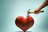 Coração ferido. (Foto: gencdoku.com)