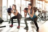 Uma boa alimentação antes e depois dos exercícios ajuda no ganho de massa muscular. (Foto: Bojan89/Thinkstock/Getty Images)