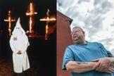 Joe Bednarsky era um membro de alto escalão do KKK e hoje faz parte da Igreja AME Bethel. (Foto: Reprodução/Michael Bryant)