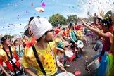Carnaval de rua. (Foto: Rock This Town)