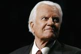 Graham deixou claro o desejo de que seu culto de funeral refletisse a mensagem do Evangelho. (Foto: Reprodução).