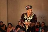 Grupo de mulheres se reúne para estudar a Bíblia na zona rural do Egito. (Foto: Portas Abertas)