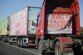 Diversos setores da sociedade têm sentido o impacto da greve dos caminhoneiros. (Foto: Marcelo Pinto/A Plateia)
