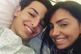 Eyshila usou as redes sociais para contar sobre o seu processo de luto. (Foto: Reprodução/Instagram)