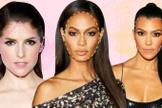 Aprenda a identificar a melhor combinação para cada tipo de rosto. (Foto: Reprodução/Cosmopolitan)
