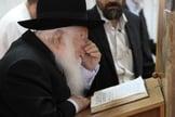 Rabino Chaim Kanievsky, uma autoridade proeminente na sociedade judaica ortodoxa. (Foto: Yaakov Naumi/Flash90)