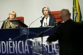 Segundo dia de audiência pública sobre a descriminalização do aborto no STF. (Foto: Marcelo Camargo/Agência Brasil)