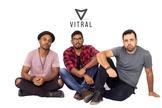 A banda de pop rock foi formada em Vitória (ES), em 2012. (Foto: Divulgação).