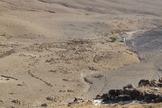 Khirbet el-Mastarah teria sido o local onde o povo hebreu descansou durante a travessia. (Foto: The Jordan Valley Excavation Project)