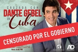 Dante Gebel denunciou a censura do governo socialista de Cuba nas redes sociais. (Foto: Facebook/Dante Gebel)