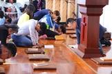 Cristãos que não cumprem as exigências do governo continuam sendo presos. (Foto: Early Rain Covenant Church)