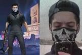 Semelhança entre assassino de Suzano (direita) e personagem do jogo Free Fire (esquerda) é notável. (Foto: Guiame)