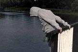 O rapaz de 27 anos tentou pular da ponte de Lesner, em Virginia Beach, EUA / imagem ilustrativa. (Foto: Getty Immages)