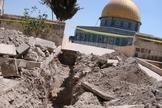Arqueólogos israelenses vasculham destroços do Monte do Templo desde 2005. (Foto: The Temple Mount Sifting Project)