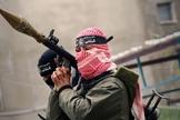 Terroristas do Hamas se armam para confronto contra Israel. (Foto: CBN News)