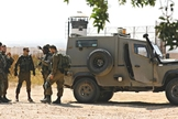 Forças de Defesa de Israel entraram em cessar-fogo, mas permanecem em alerta na Faixa de Gaza. (Foto: CUFI)