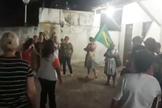 Grupo saiu do Vale da Bênção, em São Paulo, em direção a encontro evangelístico em Pernambuco. (Foto: Reprodução/Facebook)