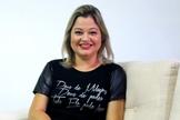 """Leila Francieli está lançando o single """"Mais Além"""". (Foto: Divulgação)"""
